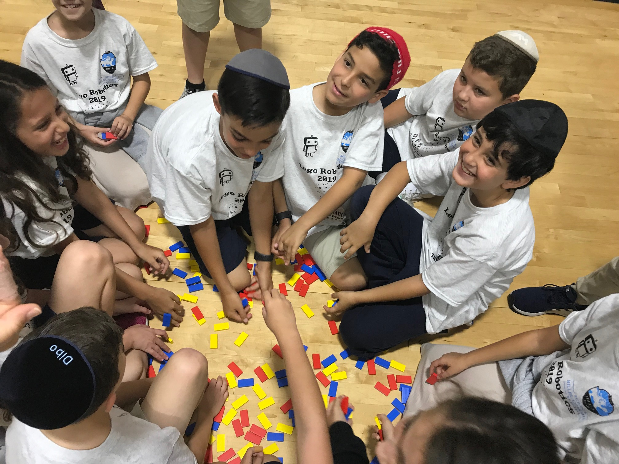 CONNECTING SCHOOLS, KIDS, AND COMMUNITIES…  ONE LEGO AT A TIME
