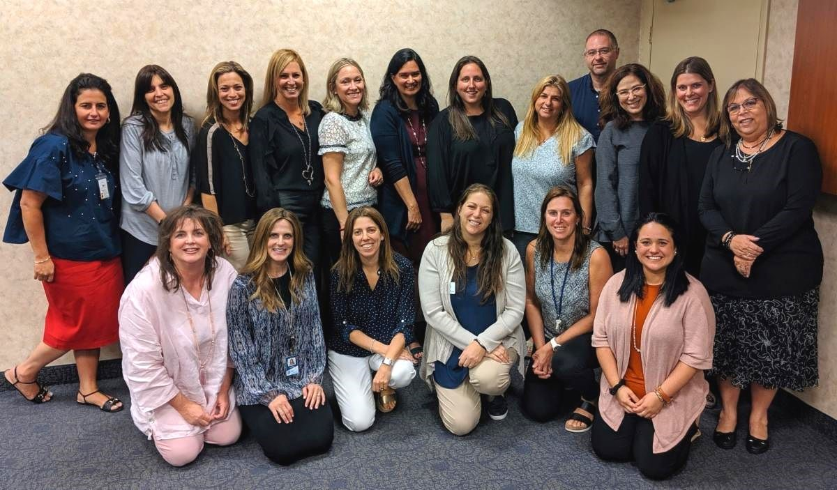 The First Jewish Early Childhood Network (JECN) Meeting of 2019-2020