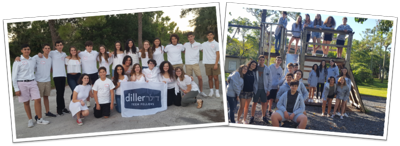 Diller Cohort 5 Takes Off